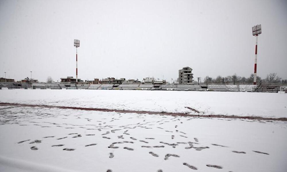 ΑΕΛ-ΑΕΚ: Βελτιώθηκε ο καιρός - Ποιες οι πιθανότητες διεξαγωγής (photos)
