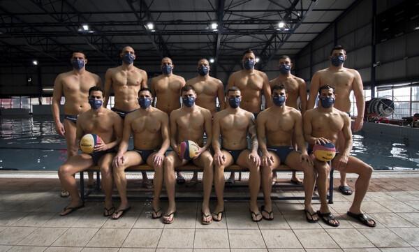 Προολυμπιακό τουρνουά πόλο ανδρών: Άνετα η Εθνική την Βραζιλία