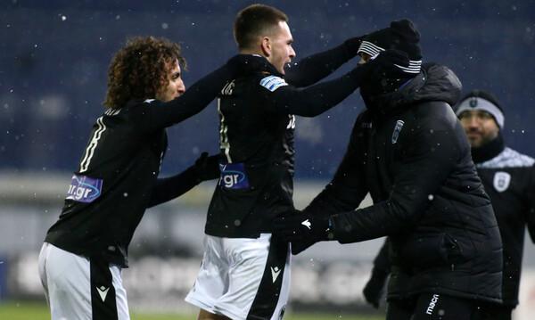 ΠΑΣ Γιάννινα-ΠΑΟΚ: Το μήνυμα του Ζίβκοβιτς για το γκολ και τους τρεις βαθμούς (video+photos)