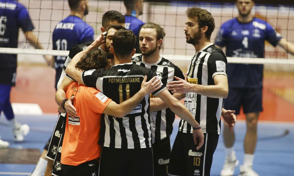 Volley League: Άνοιξε λογαριασμό με διπλό ο ΟΦΗ (video+photos)