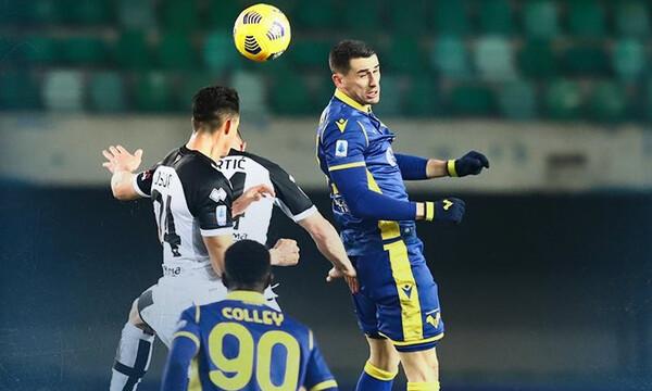 Serie A: Με ανατροπή η Βερόνα (videos)