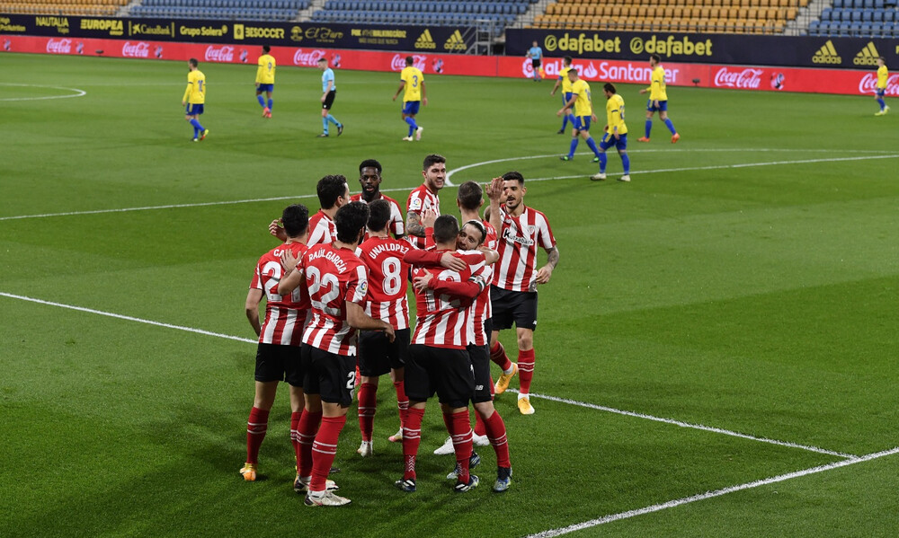 La Liga: Εκπληκτική η Μπιλμπάo συνέτριψε εκτός έδρας την Κάντιθ! (photos)