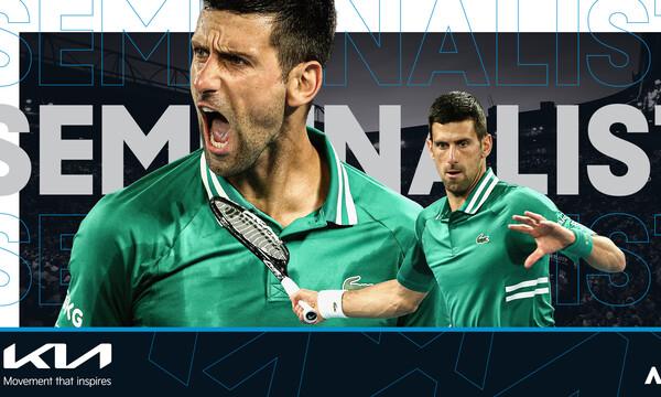 Australian Open: «Ορθιος» ο Τζόκοβιτς στη μάχη με τον Ζβέρεφ, «καλπάζει» προς τον ένατο τίτλο του