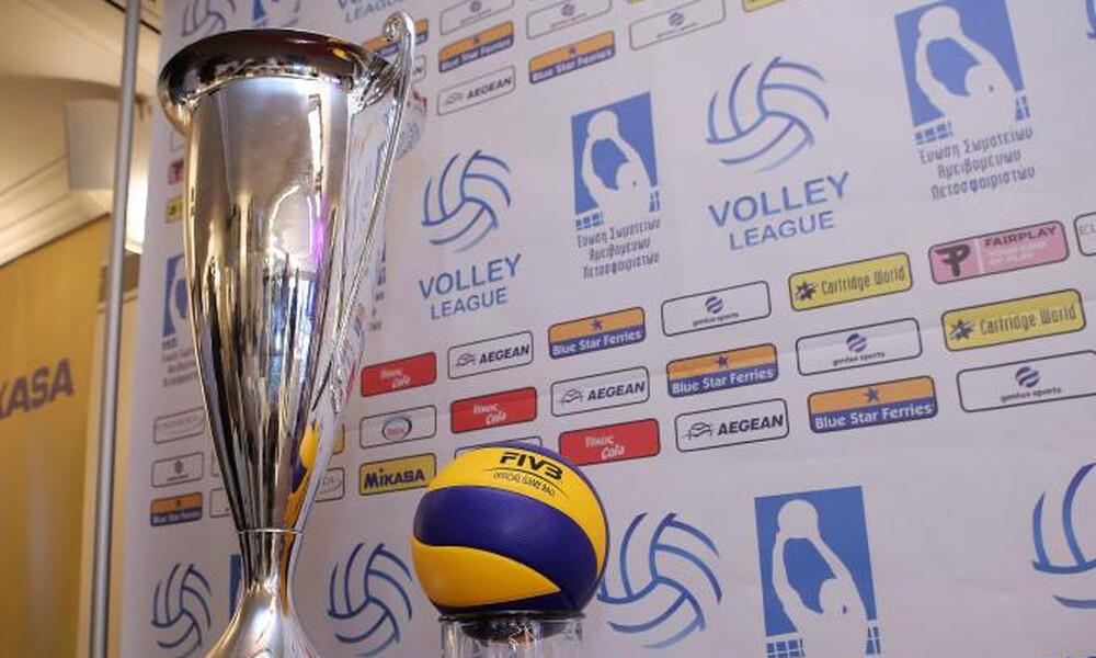 Volley League: Αναβολή σε δυο αγώνες