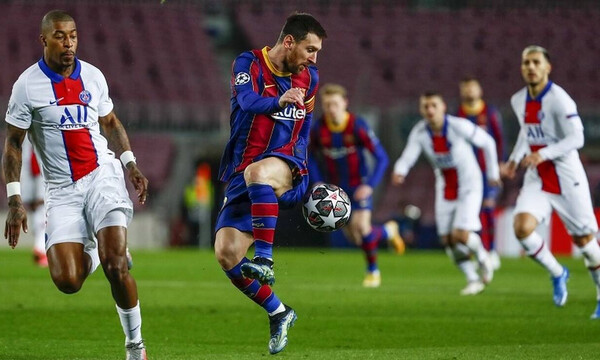 Champions League: Ασταμάτητος ο Μέσι έγραψε ιστορία ξανά (video)