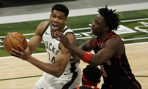 NBA: Νέα ήττα για Μπακς - Το πάλεψε ο Γιάννης (photos+video)