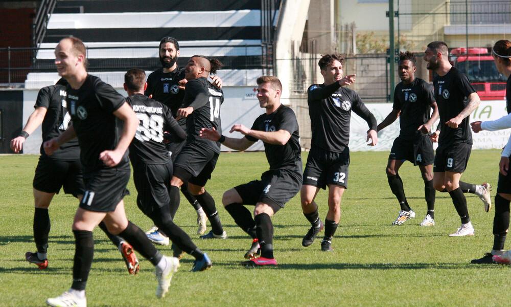 Super League 2: Η Δόξα φρέναρε τον Ιωνικό - Όλα τα γκολ και τα αποτελέσματα