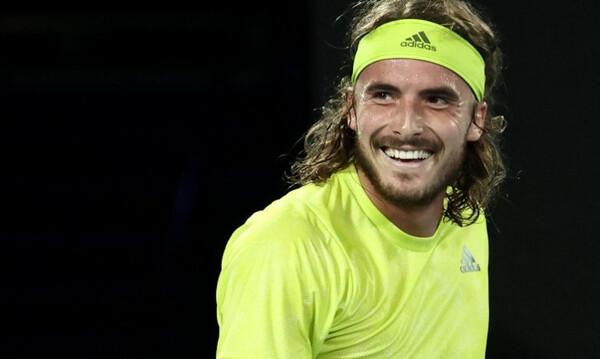 Australian Open: Ο τελευταίος πόντος του θριάμβου του Τσιτσιπά (pics+vid)