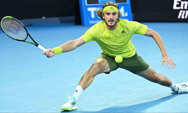 Τσιτσιπάς: Τότε είναι ο ημιτελικός στο Australian Open - Ο αντίπαλος του