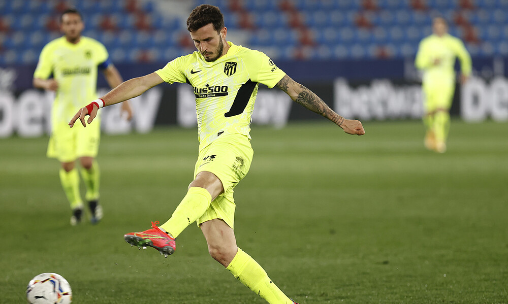La Liga: Γκέλα για την Ατλέτικο Μαδρίτης στον δρόμο προς τον τίτλο (video+photos)