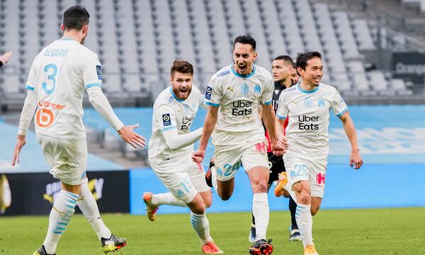 Ligue 1: Σημάδια ζωής από τη Μαρσέιγ, 3-2 της Νις κι εξάδα! (video+photos)
