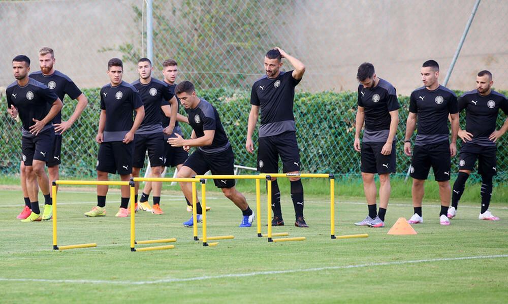 ΟΦΗ: Μία επιστροφή κι αρκετές απουσίες για το ματς με τον ΠΑΣ Γιάννινα (photos)