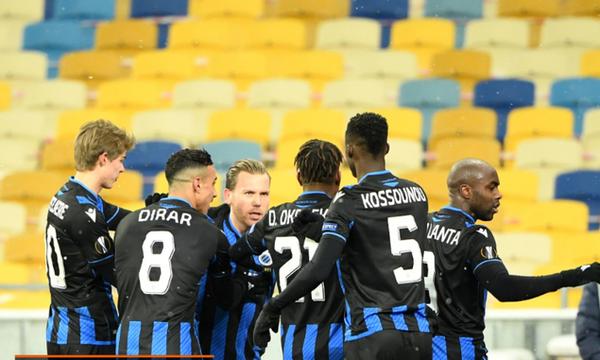 Ντιναμό Κιέβου-Μπριζ 1-1: Προβάδισμα πρόκρισης οι Βέλγοι (video)