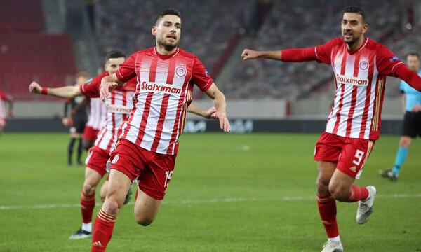 Βαθμολογία UEFA: Μείωσε από Σερβία και Κύπρο η Ελλάδα με τη νίκη του Ολυμπιακού