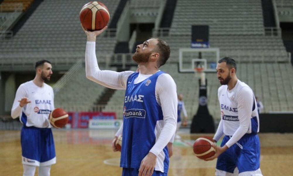 Εθνική Ανδρών: Χωρίς Κακλαμανάκη-Παπαδάκη με Βοσνία Ερζεγοβίνη