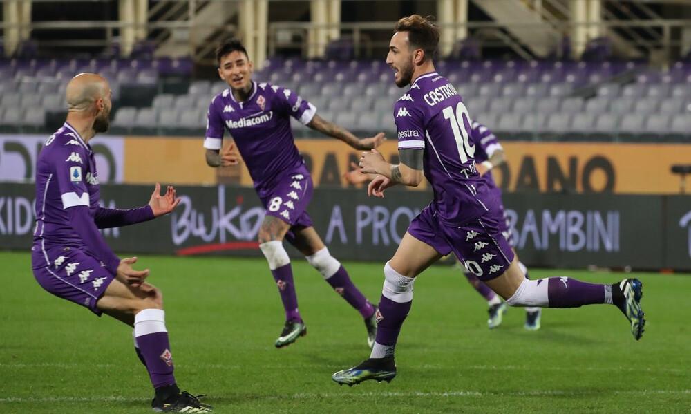 Serie A: Ξέσπασε η Φιορεντίνα! (Video+Photos)