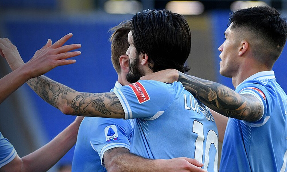 Serie A: Σταθερά σε τροχιά Champions League η Λάτσιο! (Video+Photos)