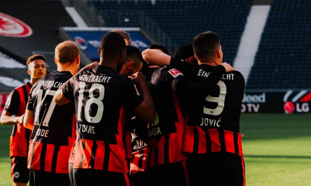 Bundesliga: Η Άιντραχτ «σκότωσε» την Μπάγερν Μονάχου - Όλα τα γκολ