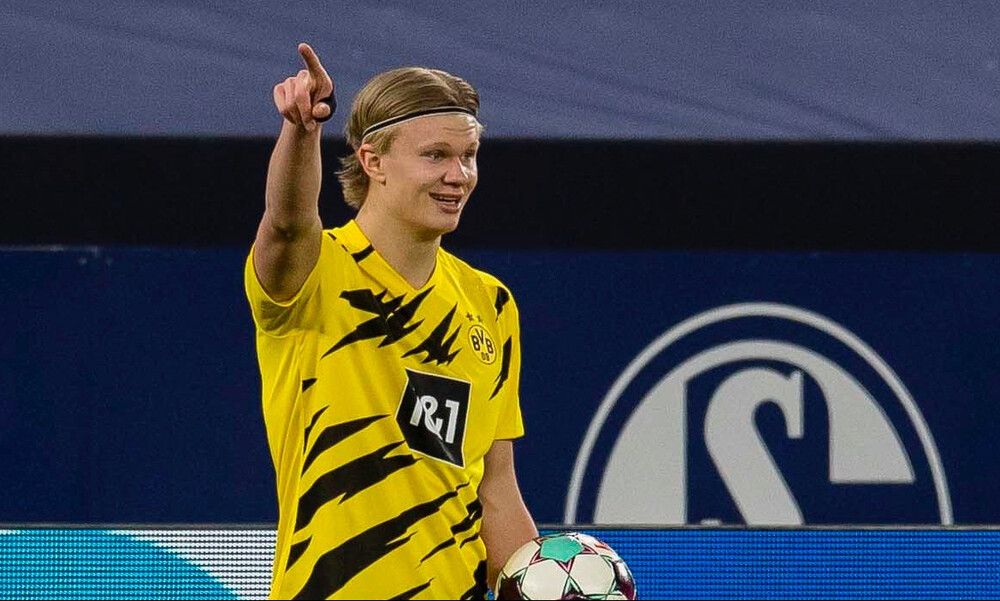 Bundesliga: Περίπατο με γκολάρα Χάαλαντ και τεσσάρα στο… ντέρμπι η Ντόρτμουντ! (video+photos)