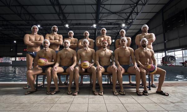 Εθνική πόλο Ανδρών: Ραντεβού στο Τόκιο (video)