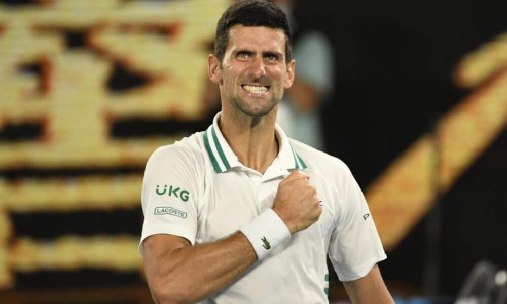 Australian Open: Μαγικός Τζόκοβιτς ισοπέδωσε τον Μεντβέντεφ