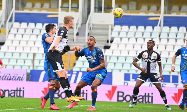 Serie A: Ούτε τώρα η Πάρμα!