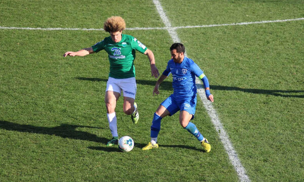 Super League 2: Ισοπαλία στο ντέρμπι στη Νεάπολη - Όλα τα γκολ