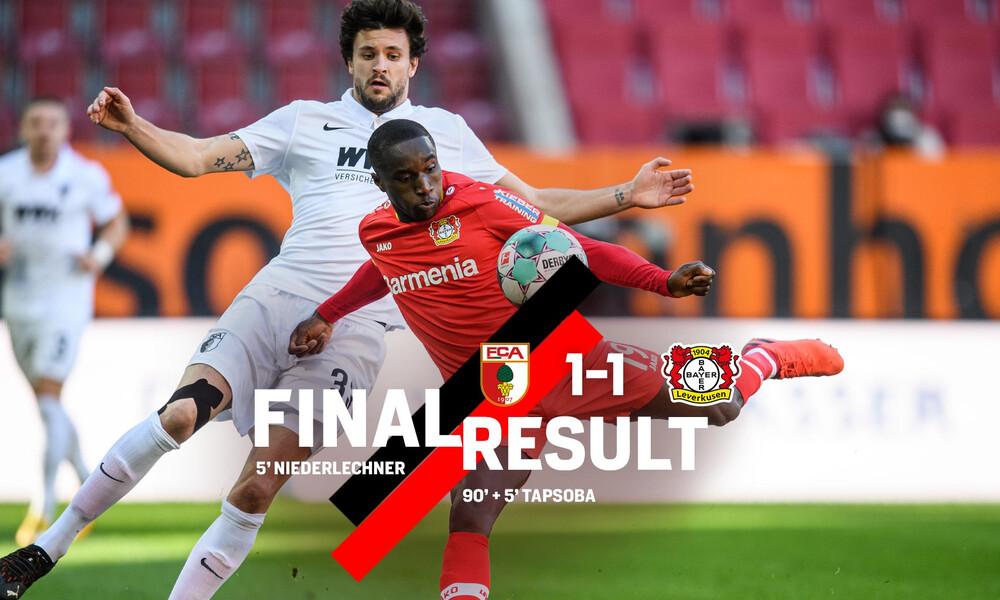 Bundesliga: Γλίτωσε στο φινάλε η Λεβερκούζεν