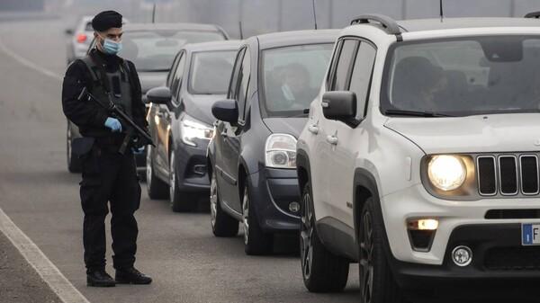 Ανησυχία για νέα έξαρση κρουσμάτων στην Ιταλία μετά το ηλιόλουστο Σαββατοκύριακο