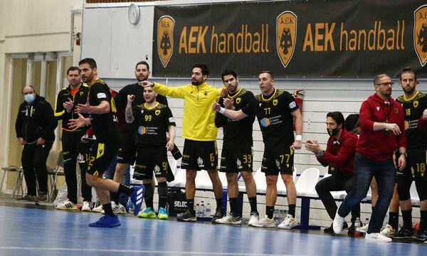 EHF European Cup: Επική πρόκριση της ΑΕΚ στα προημιτελικά!