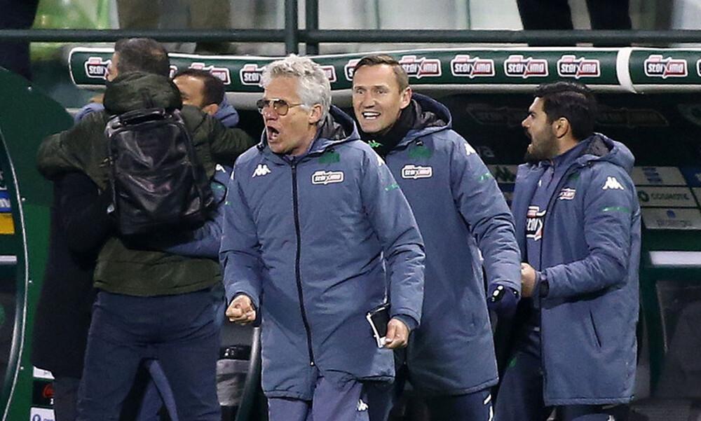 Παναθηναϊκός: Οι σκέψεις του Μπόλονι για το ματς με τον Παναιτωλικό (photos)