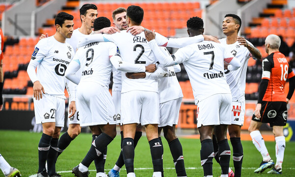 Ligue 1: Η Λιλ με τεσσάρα απολαμβάνει την παραμονή στο ρετιρέ! (photos)
