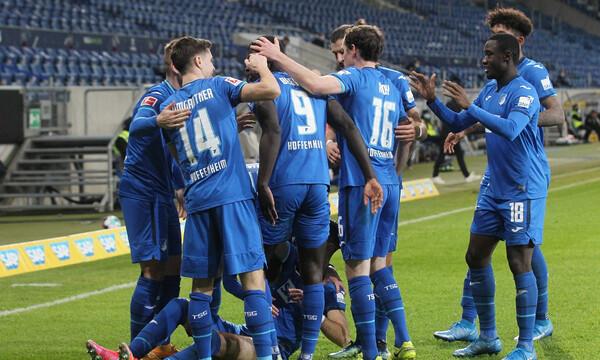 Bundesliga: Η Χόφενχαϊμ σκόρπισε την Βέρντερ Βρέμης (video+photos)