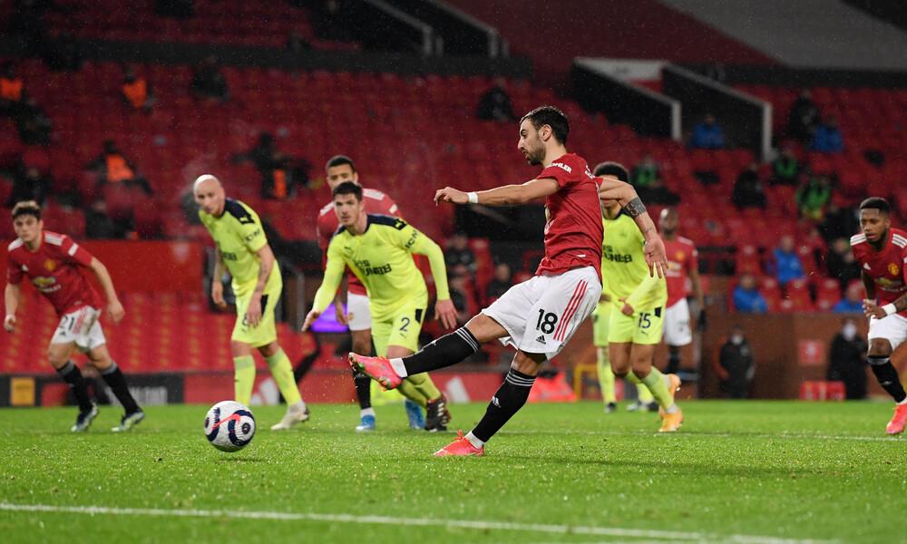 Premier League: Επιστροφή στις νίκες με τριάρα για την Γιουνάιτεντ - Όλα τα γκολ (videos)