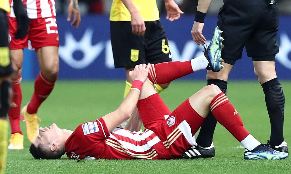 Ολυμπιακός: Άσχημα νέα για Βρουσάι - «Τραυματική ρήξη συνδέσμου» - Η ατάκα για Σωκράτη (pics+vid)