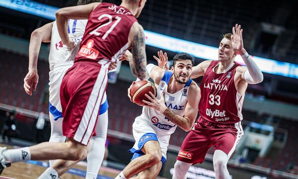 Λετονία-Ελλάδα 94-97: Αυλαία με… χειροκρότημα