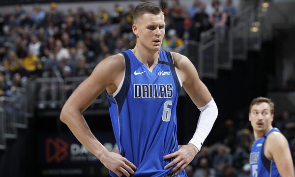 NBA: Σκέψεις για ανταλλαγή του Πορζίνγκις στους Μάβερικς