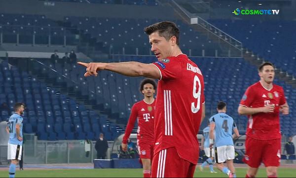Champions League: Προβάδισμα της Μπάγερν με ιστορικά γκολ από Λεβαντόφσκι και Μουσιάλα (videos)