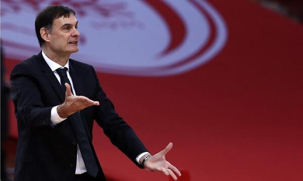 Μπαρτζώκας: «Ο Ολυμπιακός είναι πάνω από εγωισμούς και προσωπικά συμφέροντα»