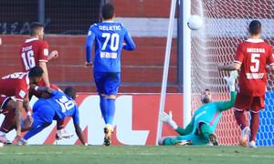 ΑΕΛ-Λαμία: Το γκολ του Αραμπούλι (video+photos)
