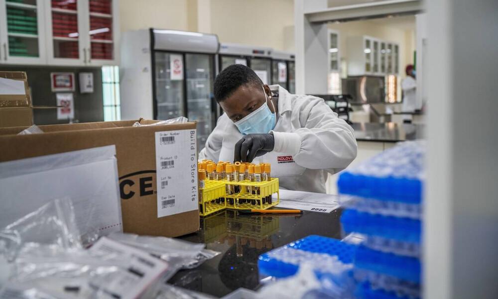 Κορονοϊός: Ασφαλές και αποδοτικό το εμβόλιο της Johnson & Johnson