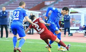 Super League: Η βαθμολογία μετά τη μεγάλη νίκη της Λαμίας επί της ΑΕΛ (photos)