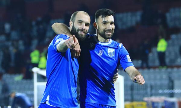 ΑΕΛ-Λαμία 0-1: Έτσι έφτασε στη μεγάλη νίκη η ομάδα της Φθιώτιδας (video+photos)
