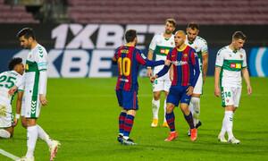 La Liga: Περίπατος για την Μπαρτσελόνα που πλησιάζει την κορυφή! (video+photos)