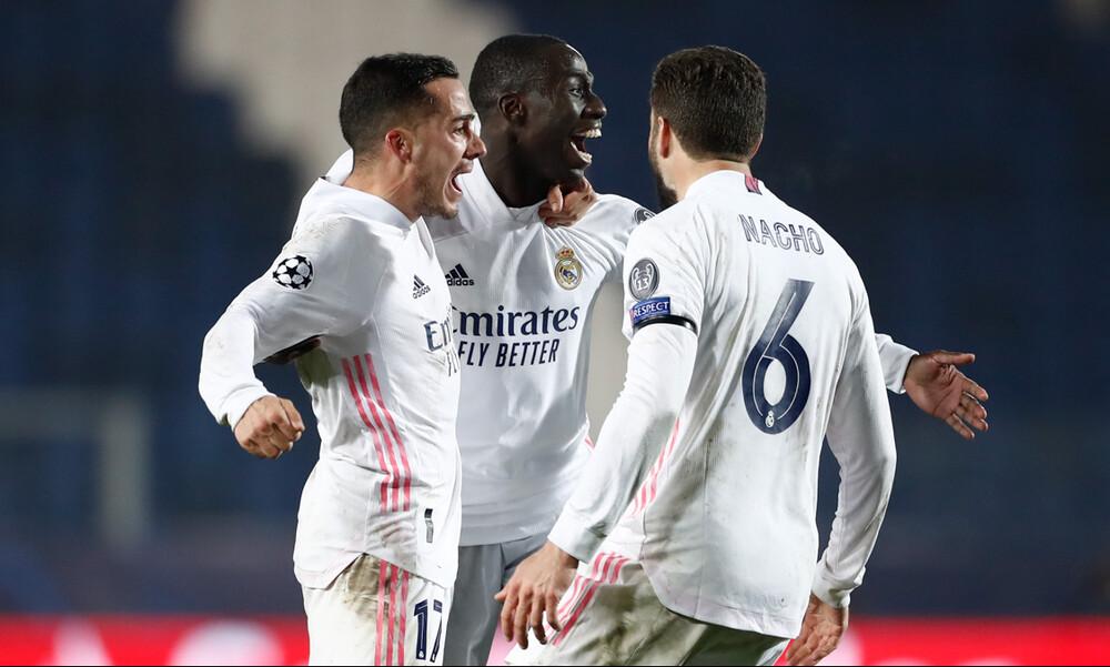 Champions League: 100στάρησε η Ρεάλ Μαδρίτης