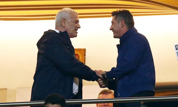 Εκλογές ΕΠΟ: Συνάντηση Μελισσανίδη-Ζαγοράκη