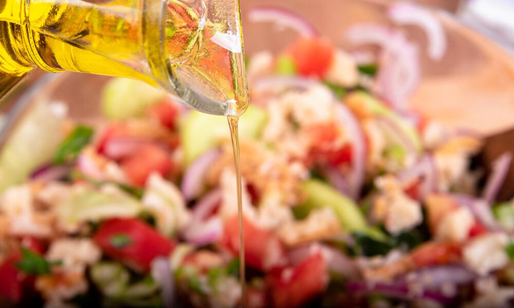 Υγιεινά λάδια για μαγείρεμα εκτός από το ελαιόλαδο (εικόνες)