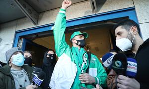 Παναθηναϊκός ΟΠΑΠ: Πάτησε Ελλάδα ο Χεζόνια (videos+photos)