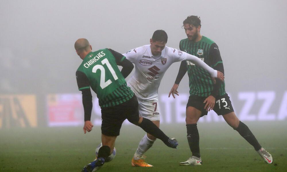 Ανησυχία στην Ιταλία: Κρούσματα μεταλλαγμένου κορονοϊού στην Τορίνο, αναβλήθηκε το ματς με Σασουόλο!