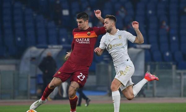 Ρόμα - Μπράγκα 3-1: Μίλησε η ποιότητα